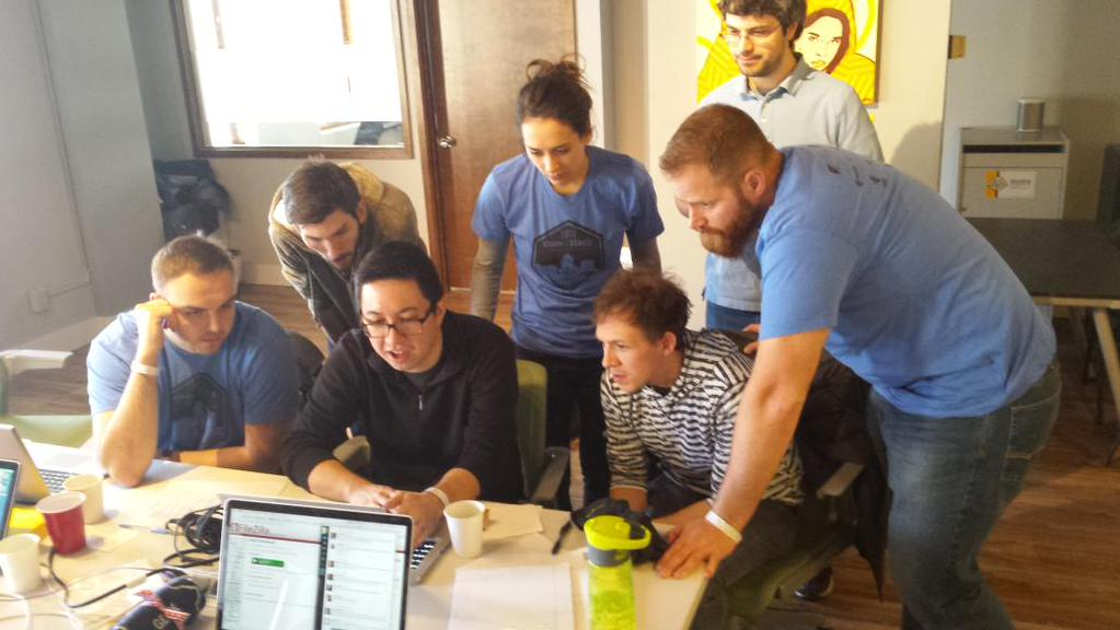 DSM Hack 2015 Working Together
